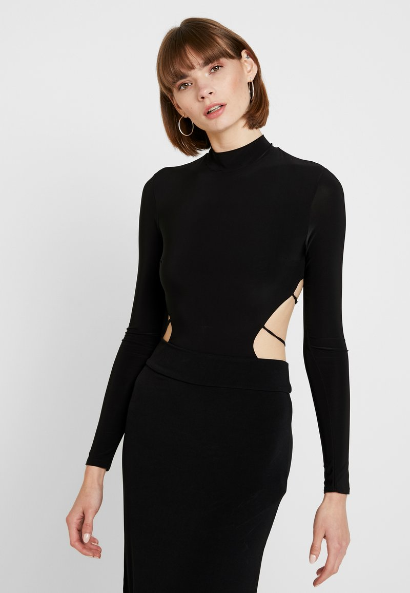 Club L London - Blusa - black