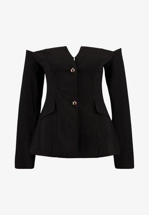 BARDOT V DETAIL - Blazer - black