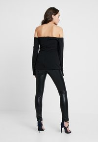 Club L London - BARDOT V DETAIL - Blazere - black - 2