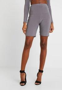 Club L London - CYCLING SHORTS - Shorts - taupe - 0