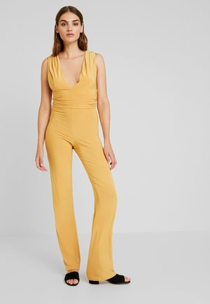 Combinaison - yellow