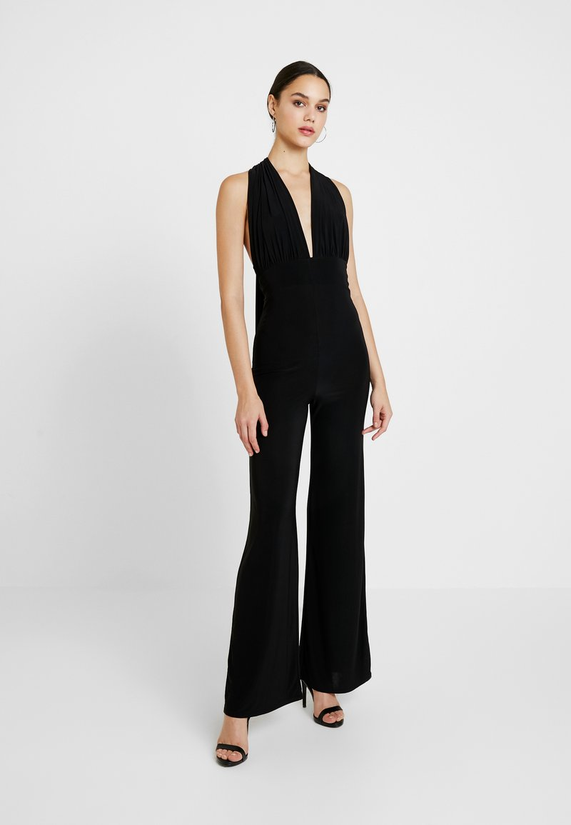 Club L London - Jumpsuit - black