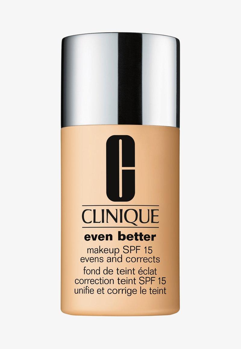 Clinique - EVEN BETTER MAKE-UP SPF15 30ML - Fond de teint - golden neutral