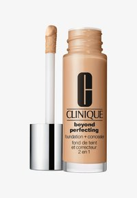 Clinique - BEYOND PERFECTING FOUNDATION + CONCEALER 30ML - Foundation - 7 cream chamois - 0