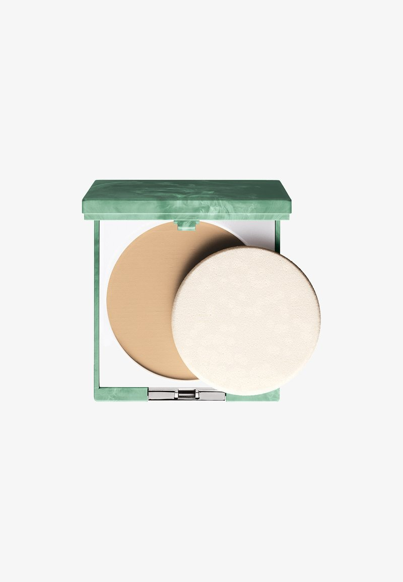 Clinique - ALMOST POWDER MAKEUP SPF15 10G - Fond de teint - 03 light