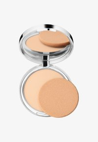 Clinique - STAY-MATTE SHEER PRESSED POWDER - Poudre - 02 stay neutral - 0