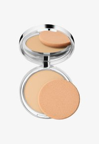 Clinique - STAY-MATTE SHEER PRESSED POWDER - Poeder - 101 invisible matte - 0