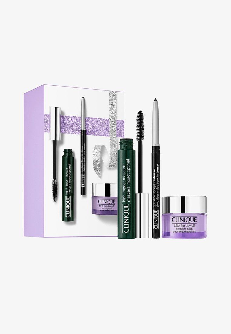 Clinique - HIGH IMPACT MASCARA SET - Set de maquillage - -