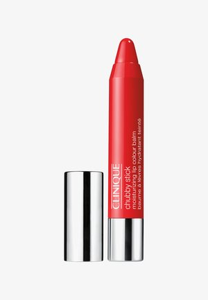 CHUBBY STICK MOISTURIZING LIP COLOUR BALM - Läppbalsam - 11 two ton tomato