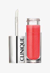 Clinique - POP SPLASH LIP GLOSS + HYDRATION - Lipgloss - rosewater pop - 0