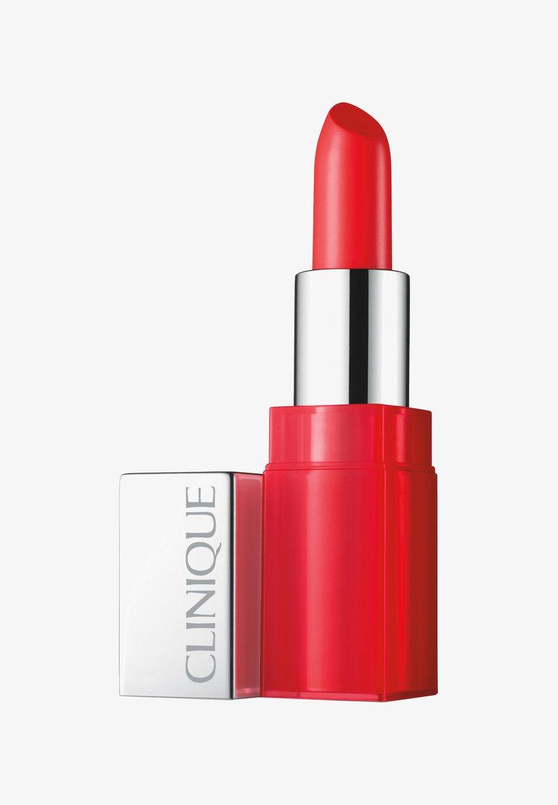 Clinique - POP GLAZE SHEER - Lippenstift - 03 fireball pop