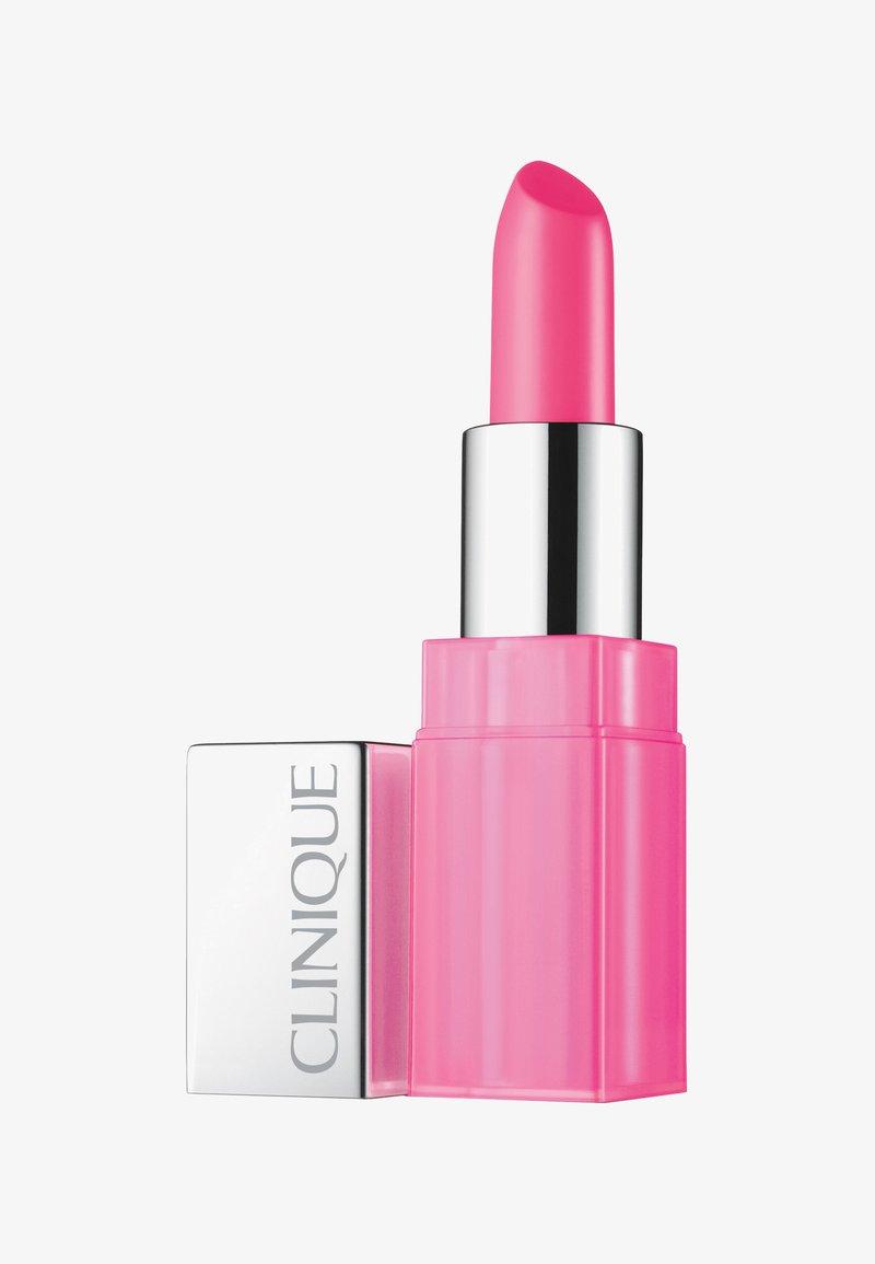 Clinique - POP GLAZE SHEER - Rouge à lèvres - 06 bubblegum pop