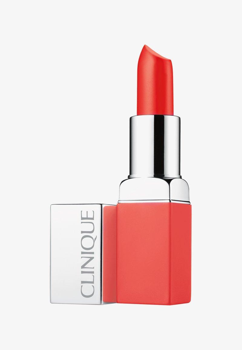 Clinique - POP LIP COLOUR & PRIMER - Rouge à lèvres - 05 melon pop