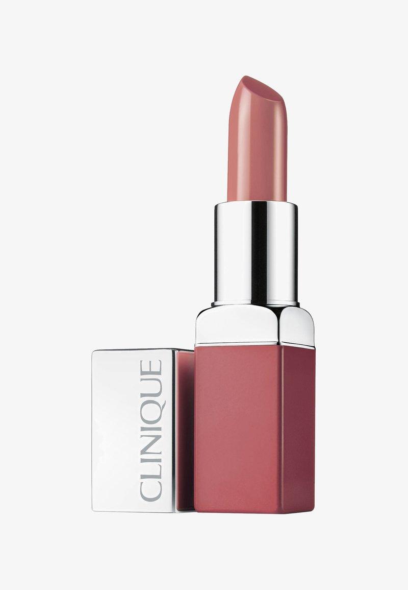 Clinique - POP LIP COLOUR & PRIMER - Rouge à lèvres - 23 blush pop