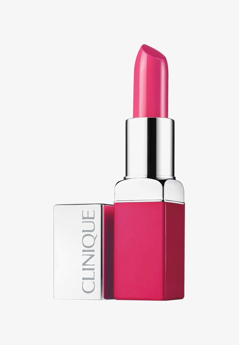 Clinique - POP LIP COLOUR & PRIMER - Rouge à lèvres - 22 kiss pop