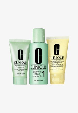 3-STEP INTRODUCTION KIT SKIN TYPE 1 - Skincare set - -