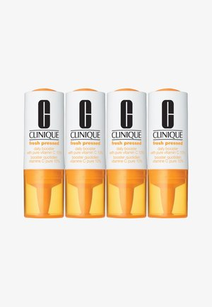 FRESH PRESSED DAILY BOOSTER WITH PURE VITAMIN C 10% 4 PACK - Hudplejesæt - -
