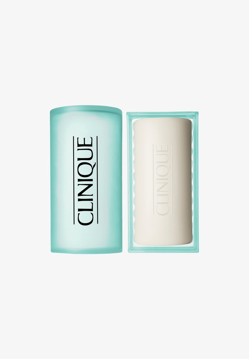 Clinique - ANTI-BLEMISH SOLUTIONS CLEANSING BAR - Soap bar - -