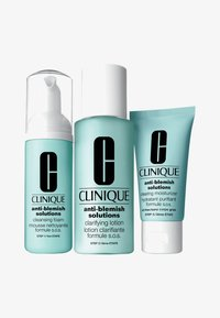 Clinique - ANTI-BLEMISH SOLUTIONS 3-PHASE SYSTEM CARE - Hudplejesæt - - - 0