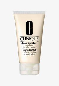 Clinique - DEEP COMFORT HAND AND CUTICLE CREAM 75ML - Crème mains - - - 0