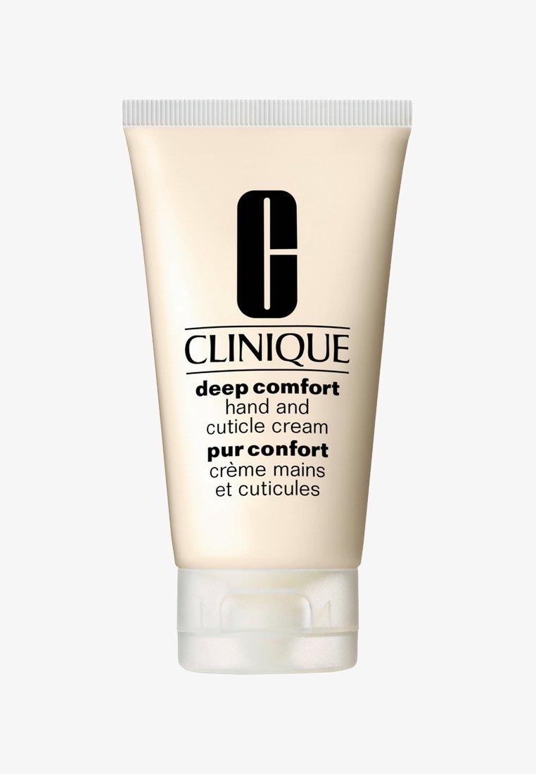 Clinique - DEEP COMFORT HAND AND CUTICLE CREAM 75ML - Crème mains - -
