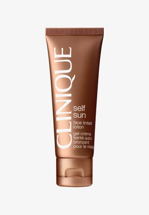 FACE TINTED LOTION 50ML - Zelfbruiner - -