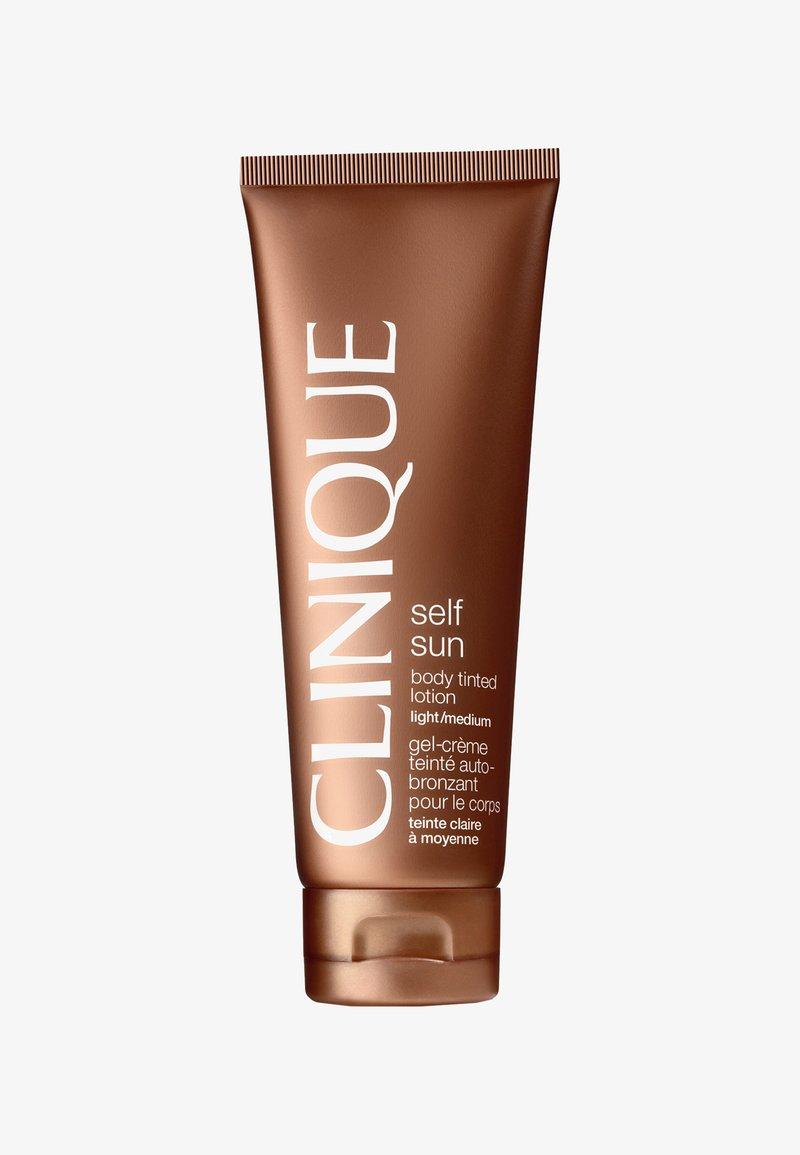 Clinique - BODY TINTED LOTION 125ML - Self tan - light-medium