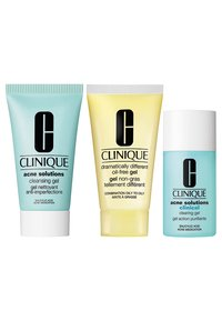 Clinique - SOS KIT - BACK TO SCHOOL FRESH AS A FRESHMAN - Zestaw do pielęgnacji - - - 1