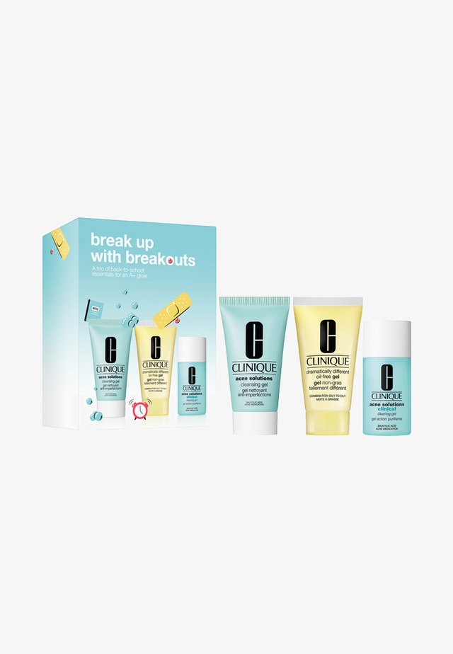 SOS KIT - BACK TO SCHOOL FRESH AS A FRESHMAN - Skincare set - -