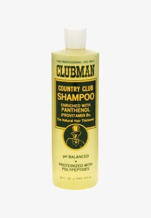 COUNTRY CLUB SHAMPOO 473ML - Shampoo - -