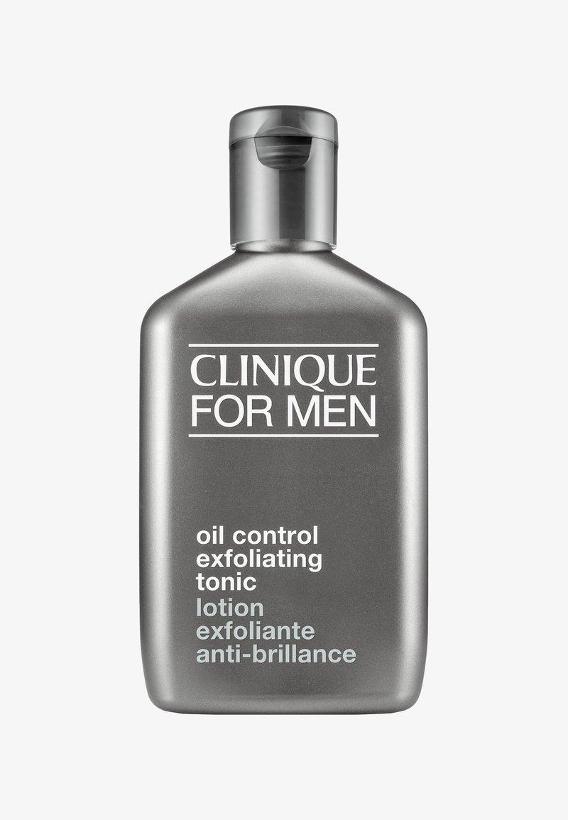 Clinique for Men - OIL-CONTROL EXFOLIATING TONIC 200ML - Lotion visage - -