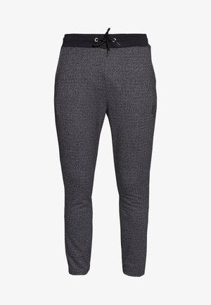 TEXTURED STRIPE TROUSER - Trainingsbroek - grey