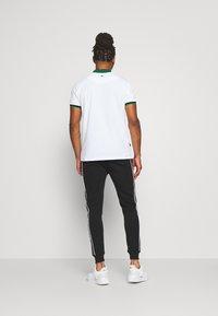 CLOSURE London - CUT SEW CHECKED JOGGER - Teplákové kalhoty - black - 2