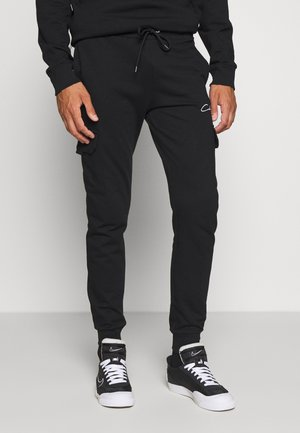 UTILITY JOGGER - Trainingsbroek - black