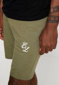 CLOSURE London - 2 PACK SHORTS - Teplákové kalhoty - navy/khaki - 4