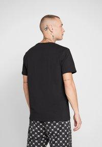CLOSURE London - SCRIPT TEE - T-shirt med print - black - 2