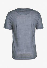 CLOSURE London - PANELLED TEE - T-Shirt print - black - 1