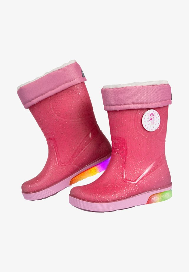 Wellies - rose gold-coloured