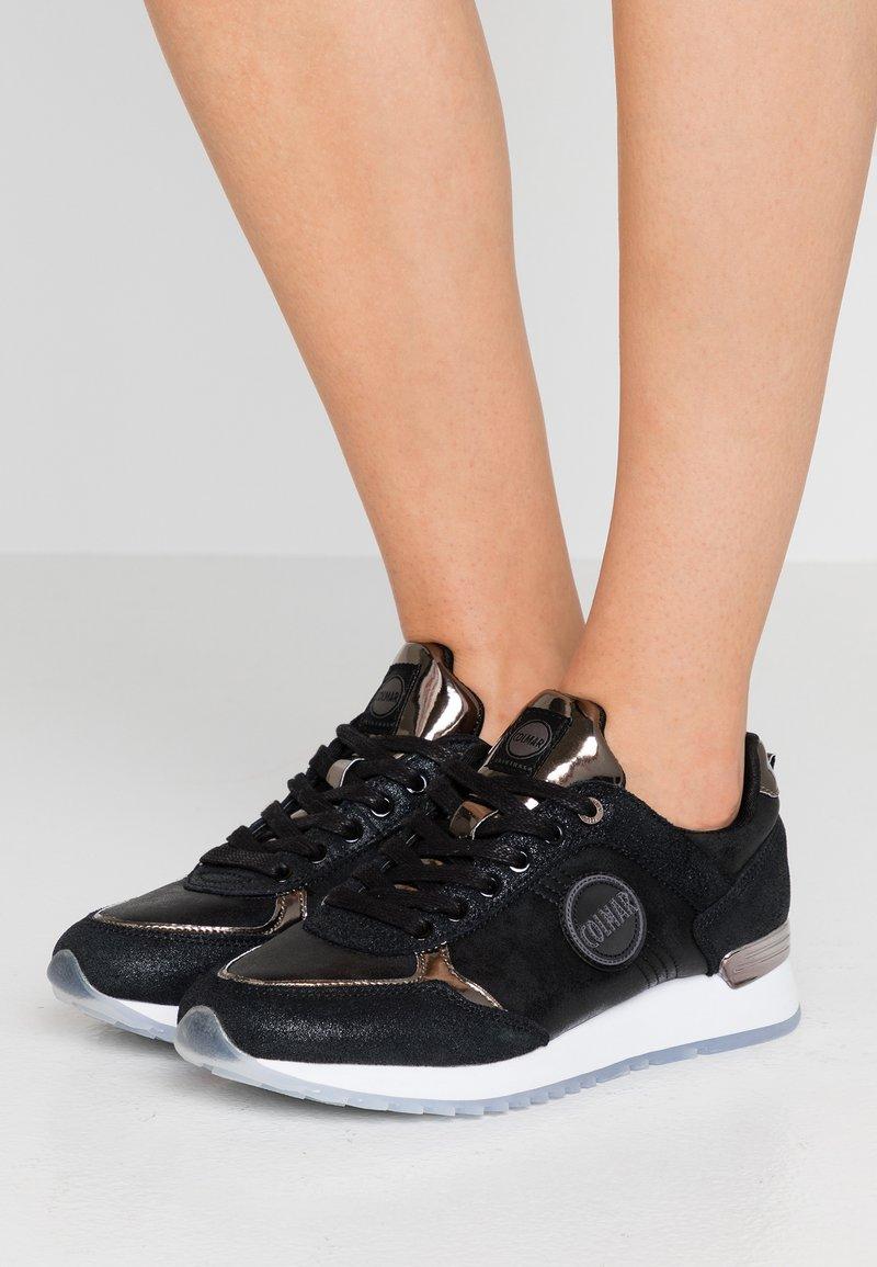 Colmar Originals - TRAVIS PUNK - Sneaker low - black