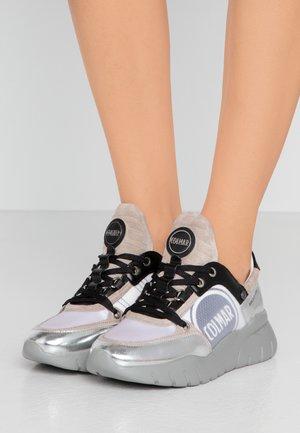 SUPREME BLYME RESEARCH - Sneaker low - white/gray/black
