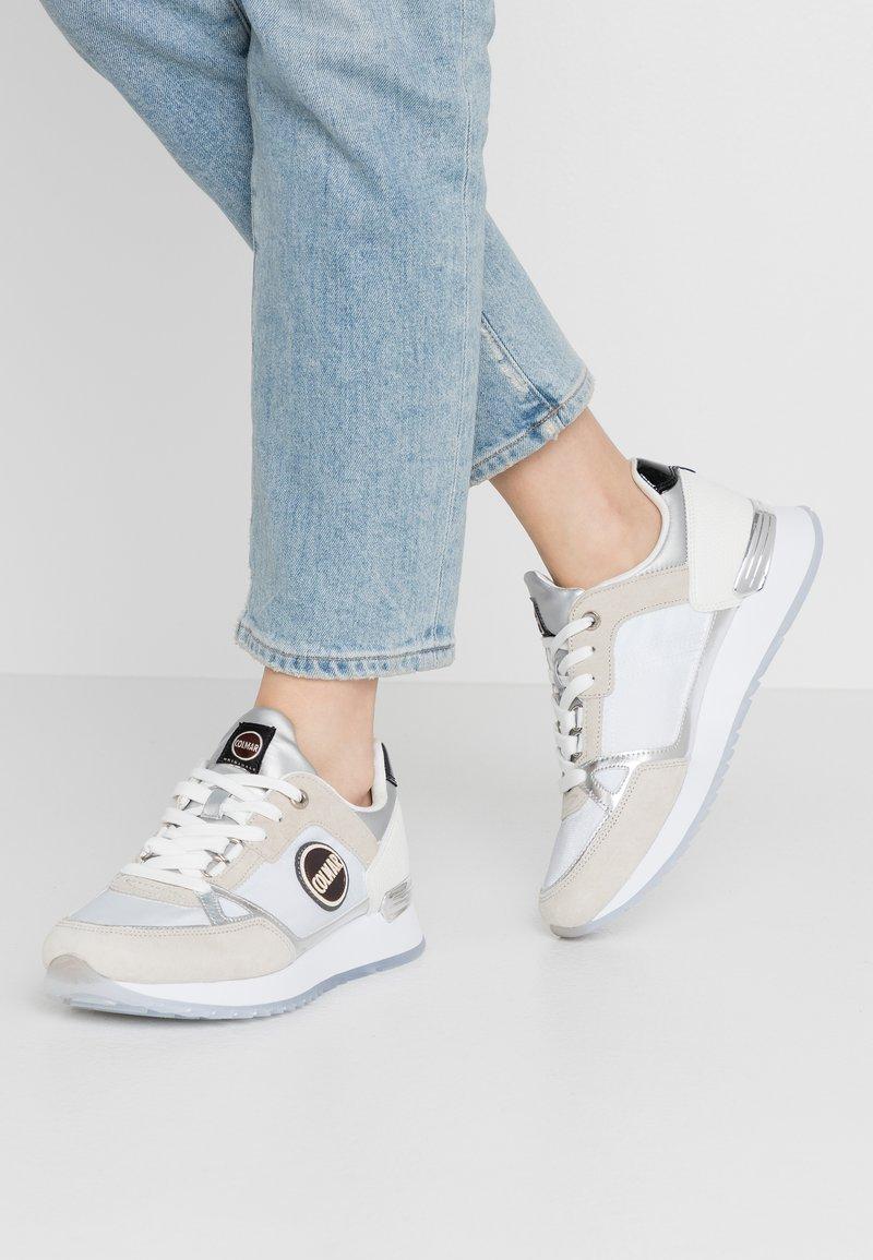 Colmar Originals - SUPREME COLORS - Sneaker low - white