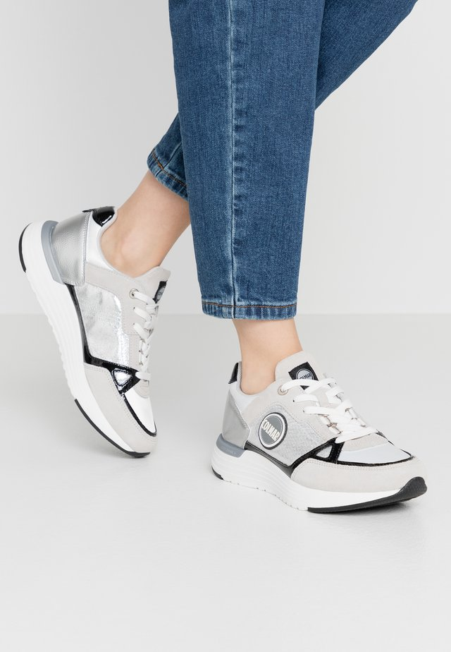 SUPREME GLISS - Sneakers laag - white