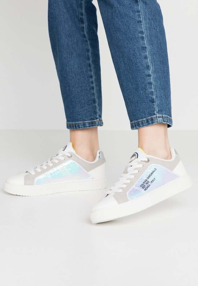 BRADBURY JELLY - Sneakers laag - white/lime
