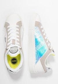 Colmar Originals - BRADBURY JELLY - Trainers - white/lime - 3