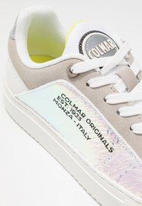 Colmar Originals - BRADBURY JELLY - Trainers - white/lime - 2