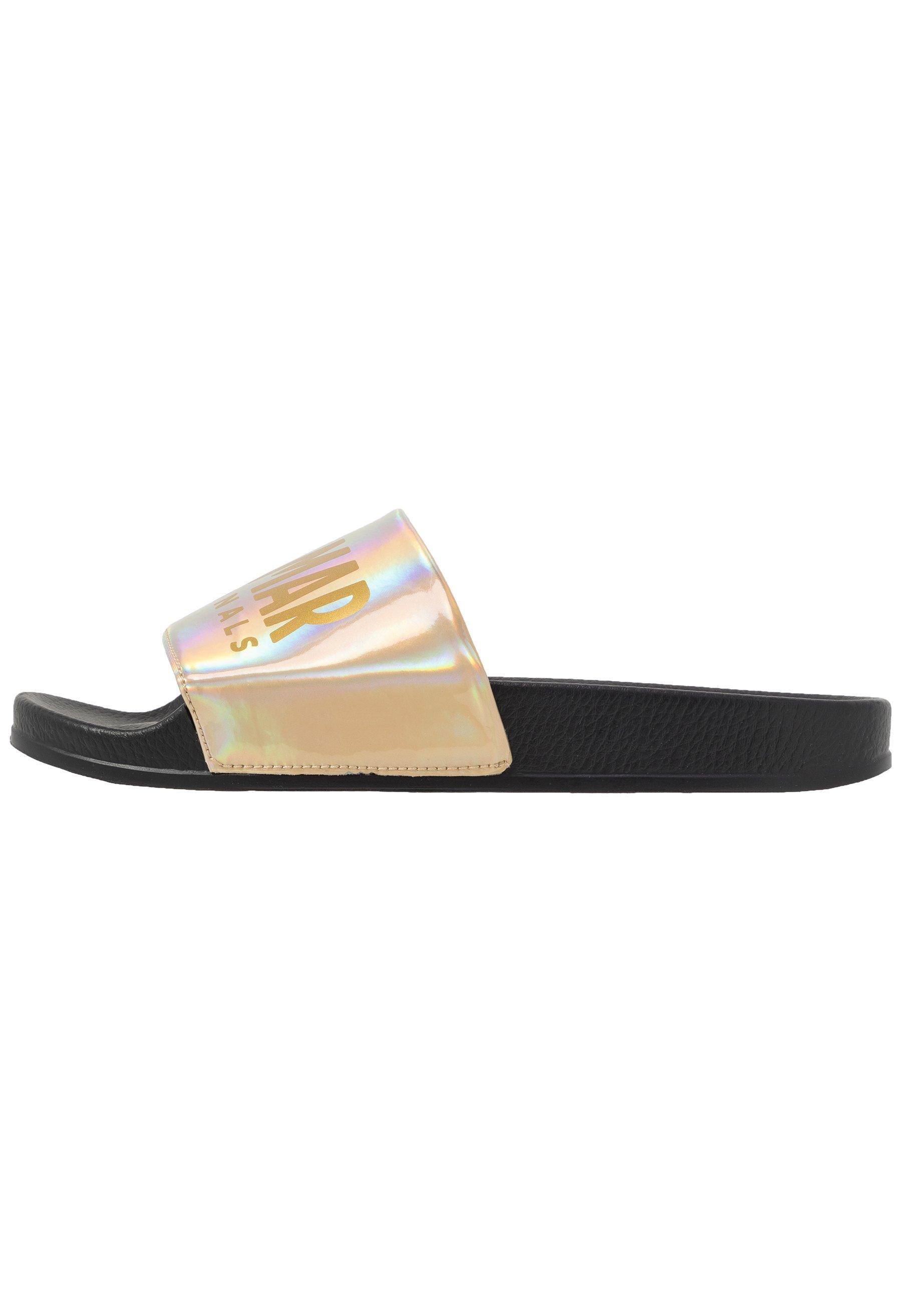 Colmar Originals Slipper - Sandaler Black/gold
