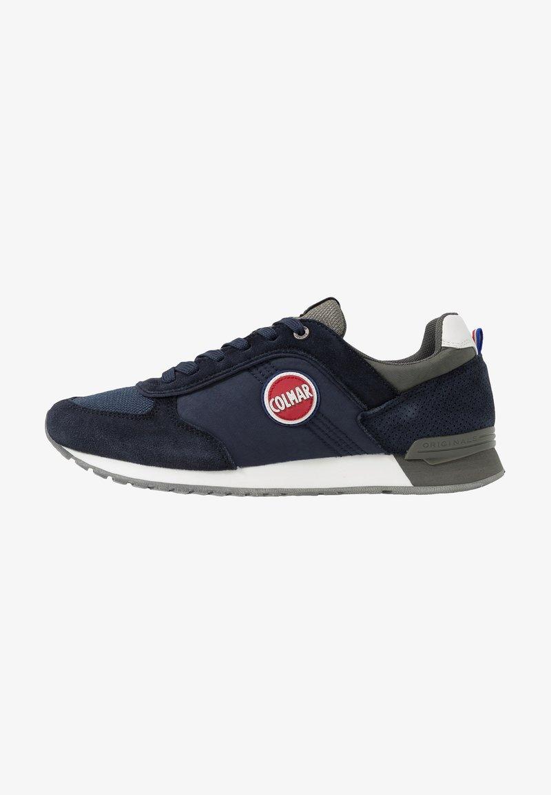 Colmar Originals - TRAVIS COLORS - Sneaker low - navy/dark gray