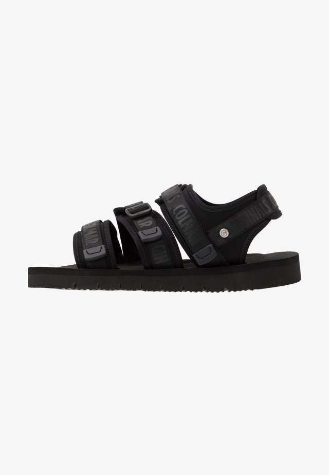 KAEL MONO - Walking sandals - black