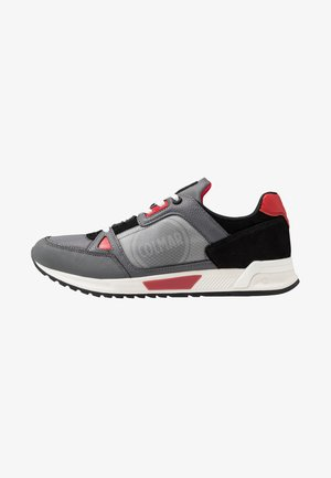 SUPREME PRO DEEP - Sneakersy niskie - grey/red