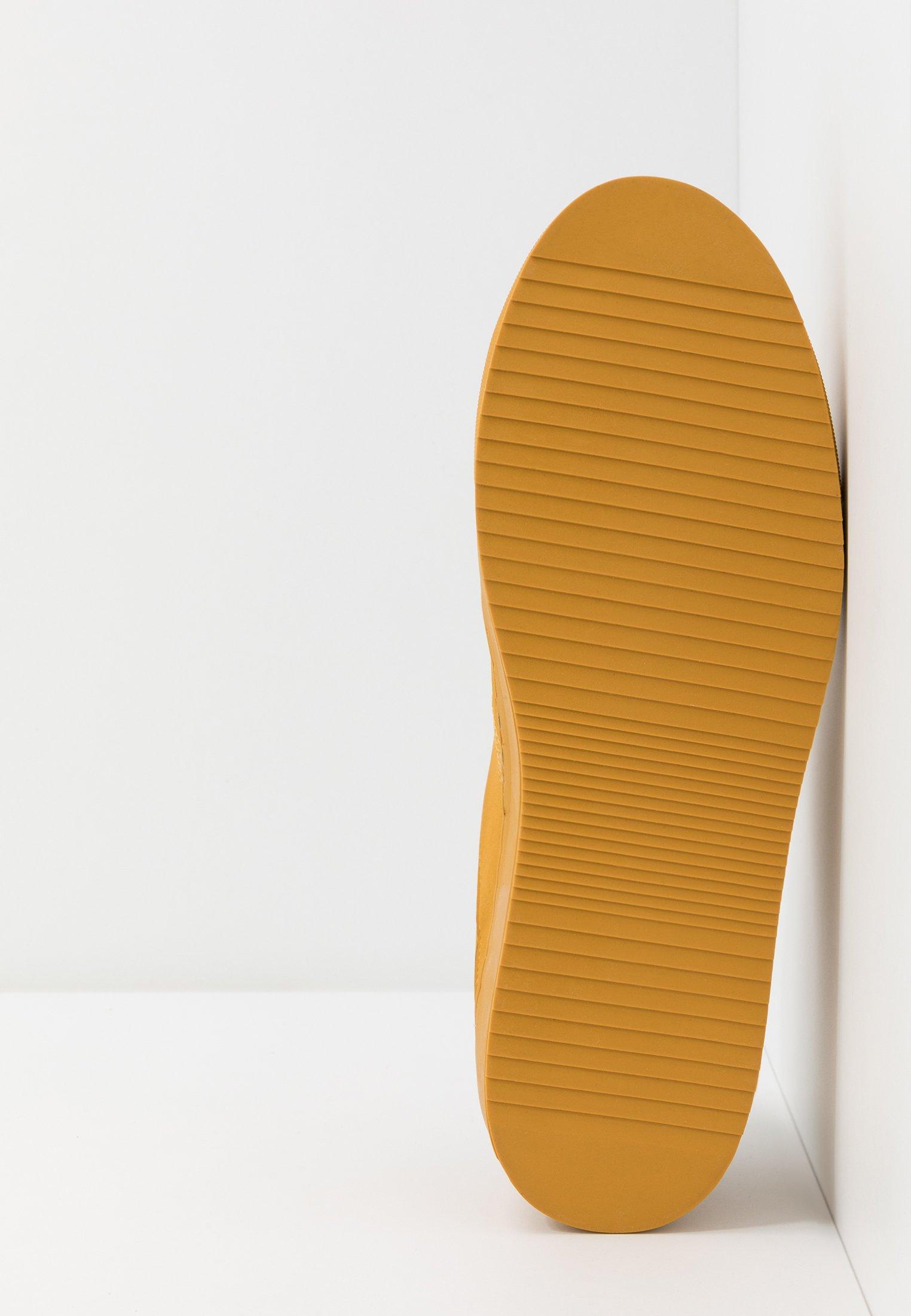 Colmar Originals BRADBURY RASH - Baskets basses yellow